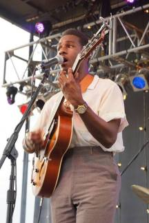 Leon Bridges by Phillip Leach