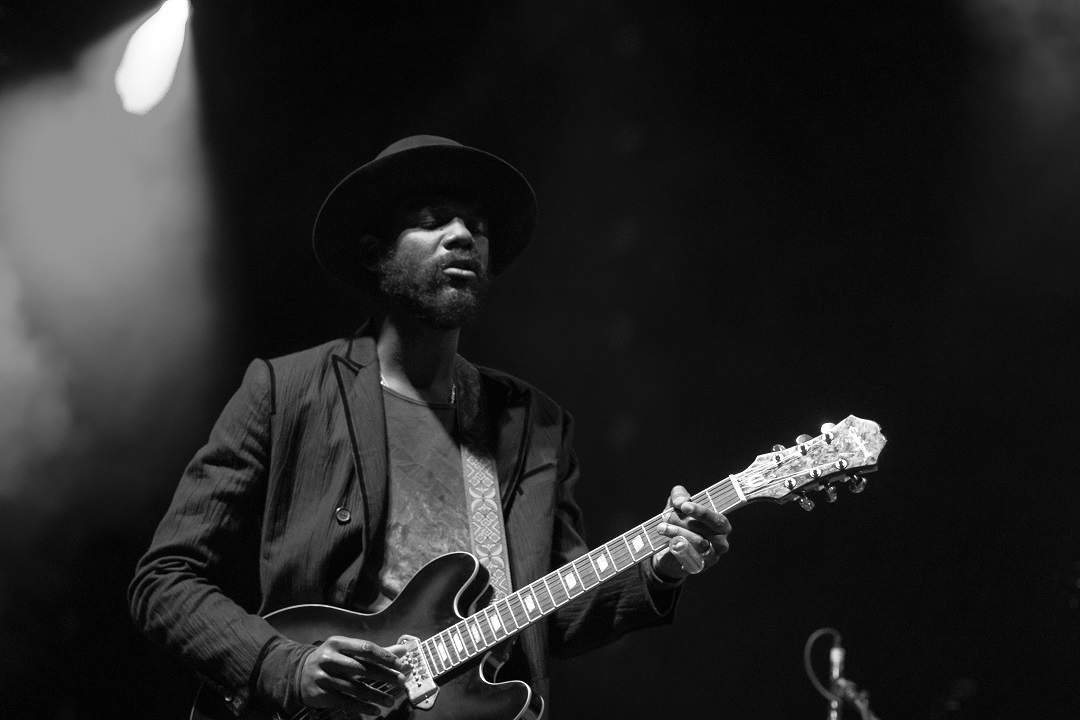 gary clark jr plays the frank erwin center photo review. Black Bedroom Furniture Sets. Home Design Ideas