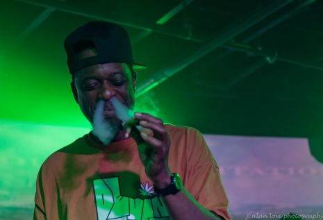 Devin The Dude at Empire by J. Alan Love