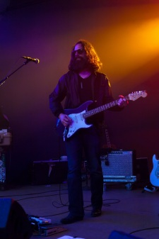 Shooter Jennings at Stubb's by Demetrius Judkins